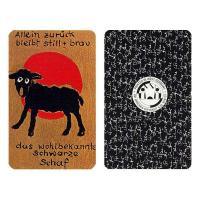 Kartenspiel Schwarzes Schaf